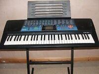 Casio CTK511 Electronic Keyboard