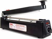 Pac Seal 400mm width Bag Sealer, Plastic Bag Sealing Machine