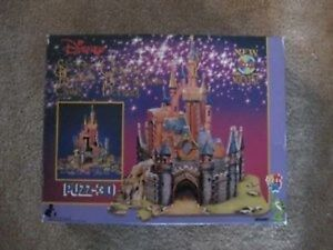 "3D Puzzle - Disney's ""Sleeping Beauty's Castle"""