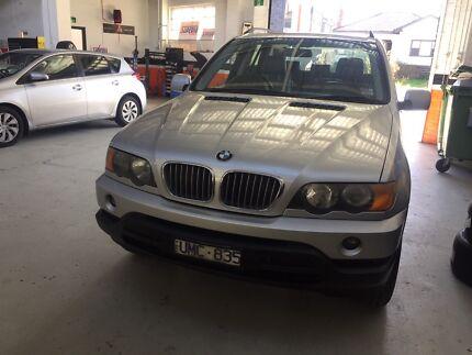 BMW X5 Auto 4.4lt