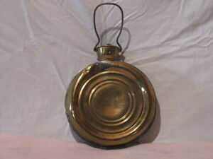 Vintage Brass Wentworth Never Leak Hot Water Bottle Peterborough Peterborough Area image 2