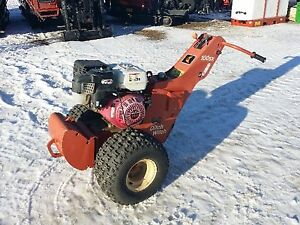 2011 DITCH WITCH 100SHX