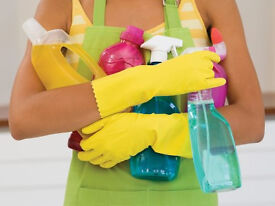 I'm looking for private houses for cleaning £10/H