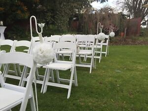 Americana wedding party chair hire $4.50 each Upper Swan Swan Area Preview