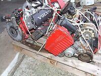 2 engines Volvo penta