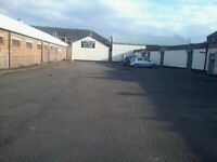 OFFICE/UNIT TO LET WITH CAR PARKING IN POLLOKSHIELDS