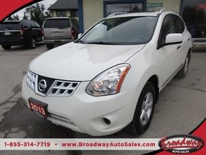 2013 Nissan Rogue LOADED SPECIAL EDITION 5 PASSENGER 2.5L - DOHC