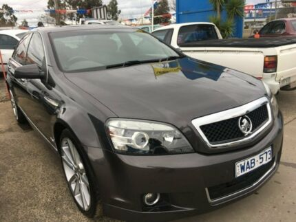 2007 Holden Commodore VE MY08 Omega 4 Speed Automatic Sedan Hoppers Crossing Wyndham Area Preview