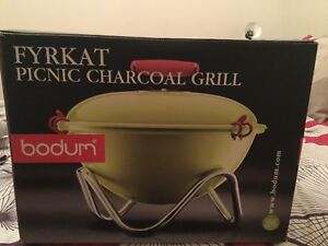 BBQ brand new BODUM Fyrat picnic barbecue Lilyfield Leichhardt Area Preview