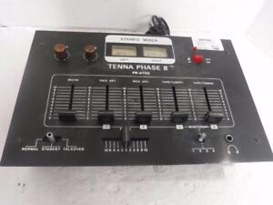 Tenna Phase 3. We Buy and Sell Used Pro Audio Equipment. 114894