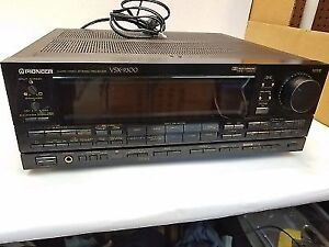 Pioneer VSX-7300S Audio Video Stereo Receiver