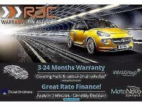 NISSAN MICRA 1.2 S 5d AUTO 80 BHP 6 Month RAC Parts & Labour Warranty