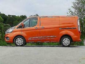 2021 Ford Transit Custom 280 L1H1 2.0TDCi 170PS Limited Panel Van