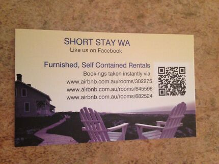 Short term rentals NOR
