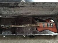 Thunderbird pro bass and case