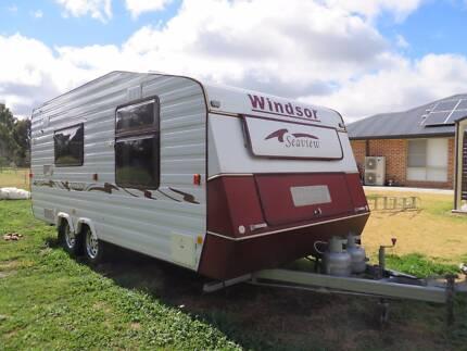 2004 Windsor seaview caravan