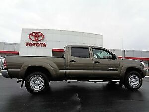2012 Toyota Tacoma 4X4 TRD SPORT TRD Double Cab