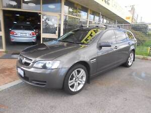 2008 Holden Commodore Omega Wagon Wangara Wanneroo Area Preview