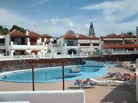 2 Bedroom Apartment For Rent, Las Americas, Tenerife