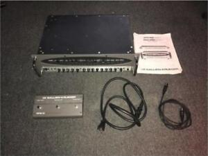 Gallien-Krueger 2001RB 2x500watt Dual Biamped Bass Head *MAKE AN OFFER*