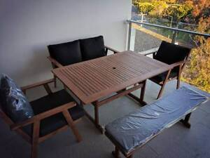 Outdoor Dining Setting Dutton Park Brisbane South West Preview