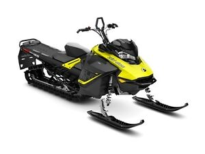 2017 Ski-Doo Summit SP Electric Starter ROTAX 850 E-TEC 165 Powd