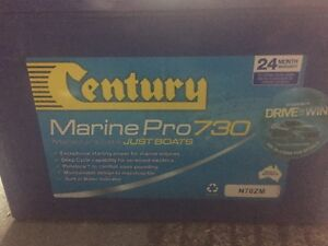Marine battery deep cycle Merrimac Gold Coast City Preview