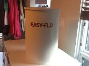 Easy Flo central vac canister for sale
