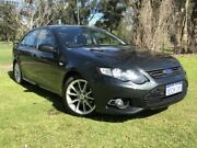 2013 Ford Falcon FG MkII XR6 Grey 6 Speed Sports Automatic Sedan Embleton Bayswater Area Preview