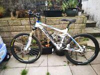 Merida Downhill Mountain Bike