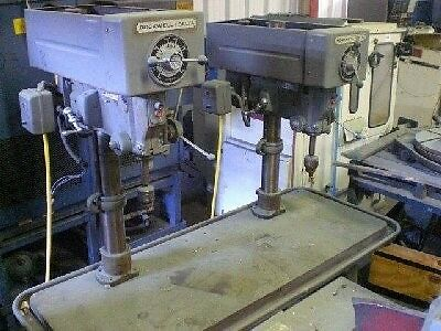Rockwelldelta No. 869 Two Spindle Drill