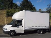 MAN AND LUTON VAN REMOVAL SERVICE