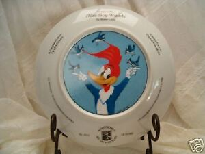 WOODY WOODPECKER COLLECTOR PLATE