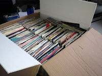 """Job lot 500 7"""" Vinyl Singles 70s 80s New Wave Rock, Classic Rock, Pop Mixed Genre"""