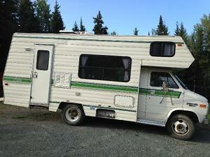 MOTOR HOME Prince George British Columbia image 1