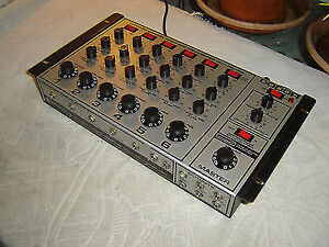 TAPCO 6000R High-quality PRO audio mixer for sale
