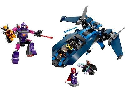 Lego Marvel Super Heroes: X-Men vs The Sentinal
