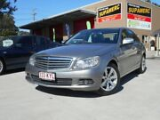 2008 Mercedes-Benz C200 Kompressor W204 Classic Grey 6 Speed Auto Tipshift Sedan Archerfield Brisbane South West Preview