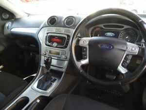 2009 Ford Mondeo MB Zetec Silver 6 Speed Sports Automatic Wagon