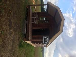 Log Cabin/Reduced price