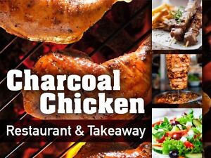 CHARCOAL CHICKEN/ KEBAB/ SANDWICH BAR  RESTAURANT & TAKEAWAY FOR SALE Camden Camden Area Preview