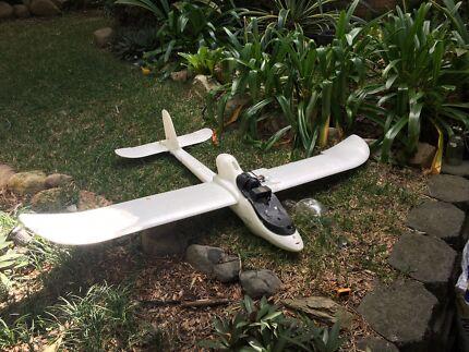 Penguin FPV RC plane