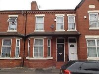 4 Bedroom Terraced house for Sale Rusholme M14