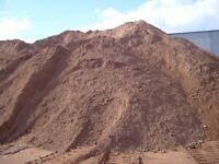 6mm screened topsoil