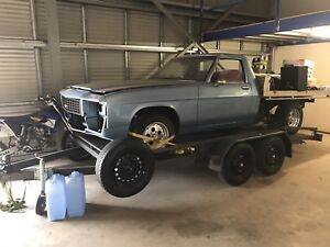 Wb tonner project & new car trailer Yarrawonga Palmerston Area Preview