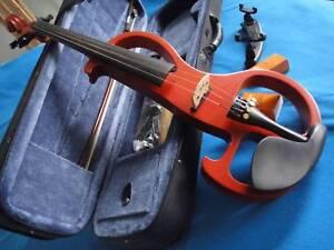 Electric Violin Parkville Melbourne City Preview