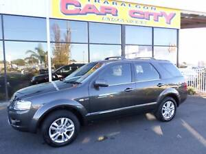 2009 Ford Territory TS 7 Seater Wagon