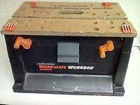 Black and Decker Workmate Workbox WM450