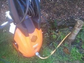 jet wash with hose, lance and brush SPARES OR REPAIRS £25 (Nottingham)