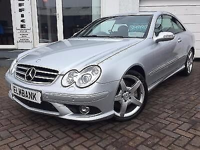 2009 09 Mercedes-Benz CLK320 3.0TD CDI 7G-Tronic Sport~ONE FORMER KEEPER~HISTORY